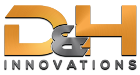 D&H Innovations Logo